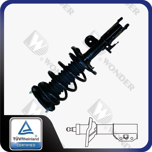MTS-testing online cheap factory auto front car shock absorber for bmw e46