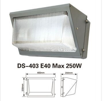 ETL and IP65 outdoor light LED wall light