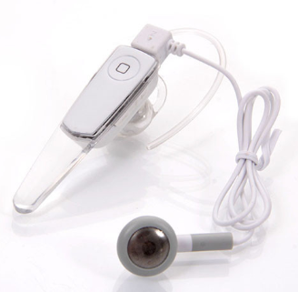 Bluetooth Version V3.0 Stereo Bluetooth Headsets White