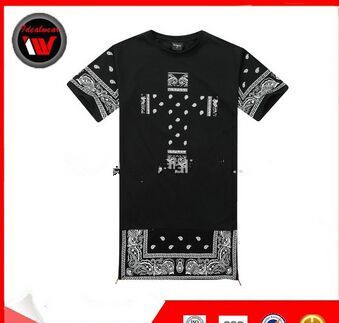 T shirt men 2015, extra long t-shirt, longline t shirt men