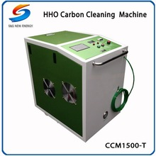 HHO engine carbon cleaning machine for car