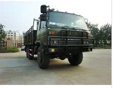 EQ2102G Dongfeng 6X6 Off road military truck