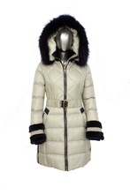 ALIKE winter jacket for lady long fashion women's outwear