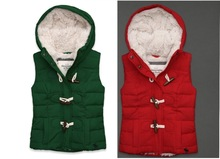 short gilet for girls new design vest