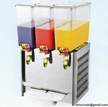 Hot Sale Plastic Cold Juice Dispenser