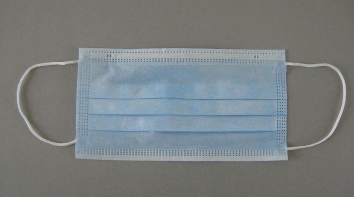 disposable non-woven PP surgical face mask