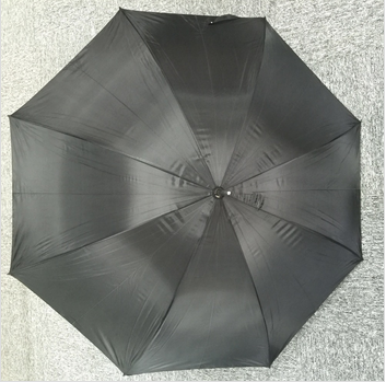 Good Quality Simple black Straight Umbrella