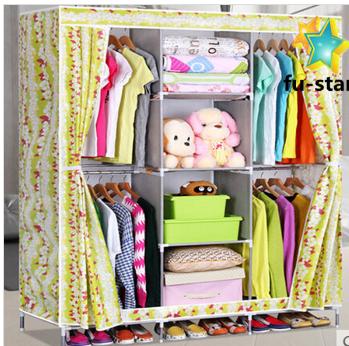 PN best selling bedroom wardrobe portable clothes closet storage laminate wardrobe designs