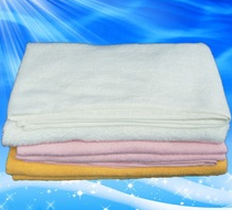 Cheap 100% cotton hot sale bath towels