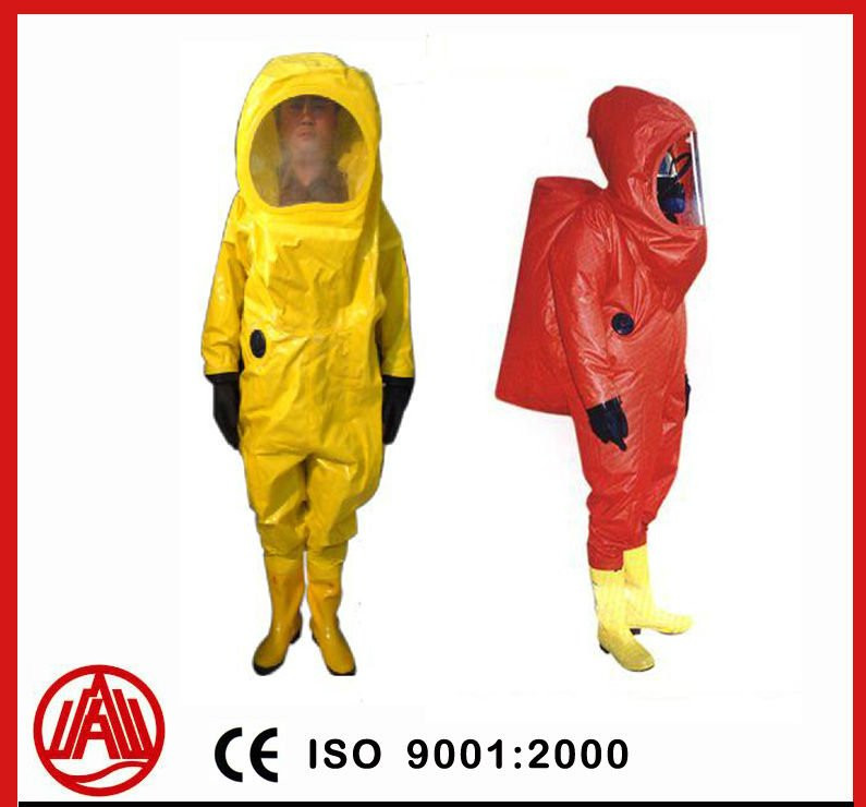 chemical protective suit type chemical resistant