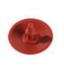 Micro rubber air valve, low pressure air release valve