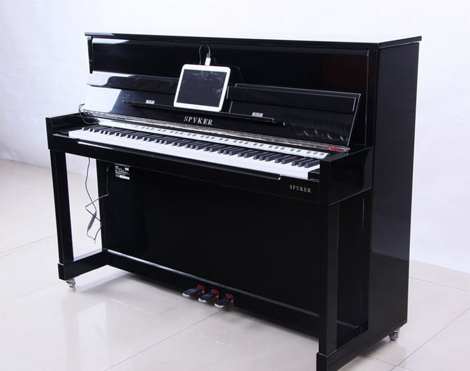 HUANGMA HD-L123 Entry Level Electronic Upright Digital Piano With 88 Keys Standard