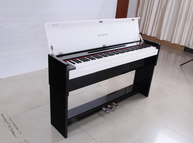 SPYKER HD-8818 school piano factory 88 Key Touch Sensitive Hammer Keyboard Upright Digital Piano/Electronic Piano