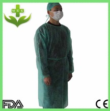 hubei mek xiantao healthcare products sterile disposable nonwoven surgical gown