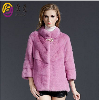 The latest women brief paragraph mink fur