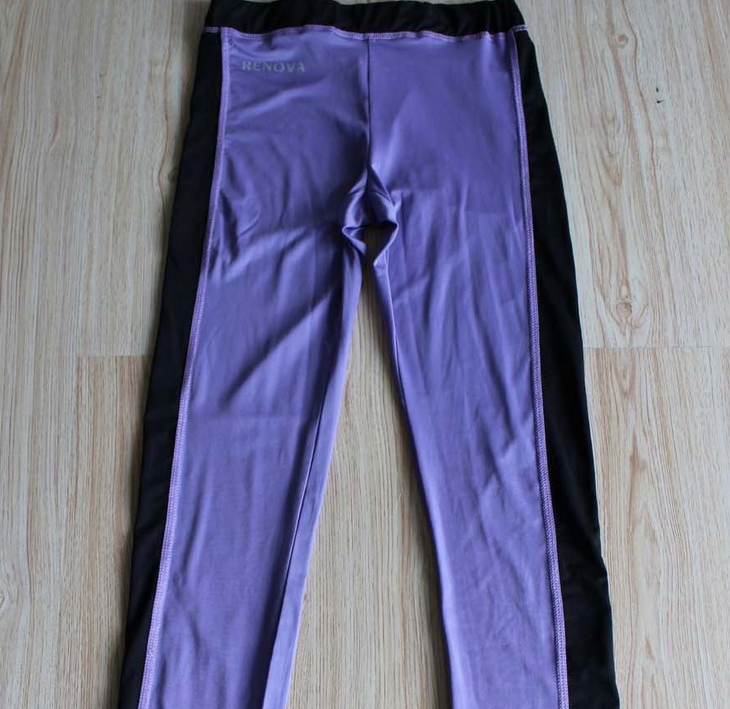 Custom 90% polyester, 10% spandex yoga leggings fitness sports pants