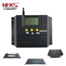 Solar Charge Controller 50A PWM Wind Solar Hybrid Charge Controllers