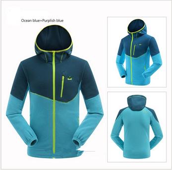 high quality polar fleece outdoor women jacket