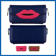 C&T New Fashion PU Leather Handbag Purse Wallet cellphone Case for iphone 6