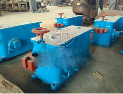 High recovery rate gold mining gravity separator shaking table
