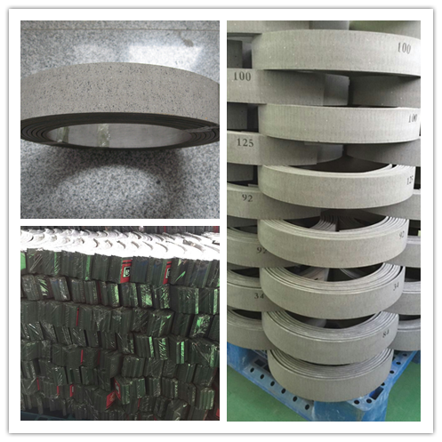 rubber moulded brake lining in roll