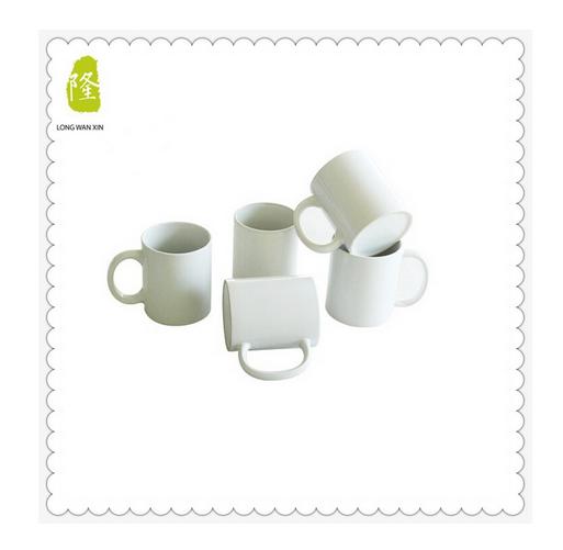 Hot Sale Promotion White Ceramic Sublimation Mug