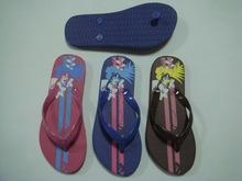 663 LOULUEN OEM EVA Kids Plastic Sandals Slippers