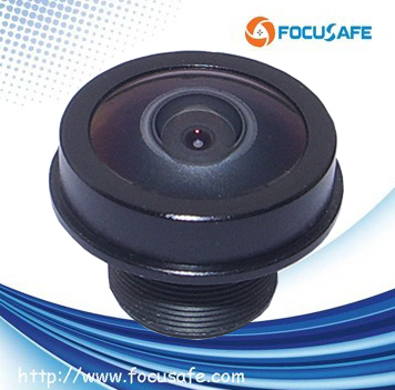 DSL 2015 Lens 1.53mm 5 Megapixel Fisheye Lens Image Circle 4.7mm