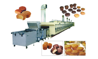 Fully-automatic Cake Production Line