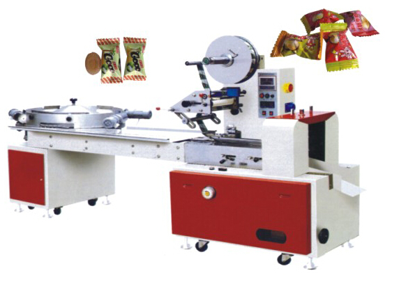 Automatic Pillow Pack Candy Packaging Machine