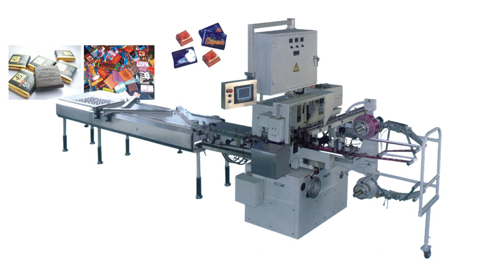 Chocolate Folding Packaging Machine