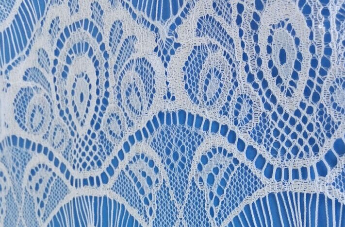 Wholesale Nylon Eyelash Lace Fabric