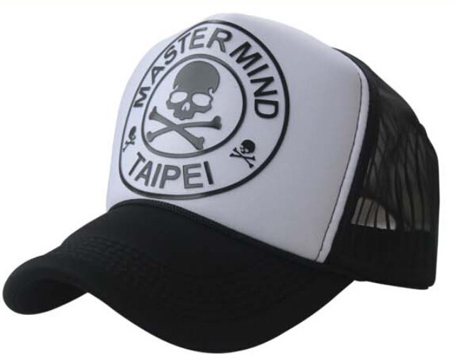 Curved bill trucker caps hats with front printing logo