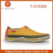 summer man footwear,breath footwear factory,man shoes for summer