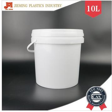 10 kg wall painting plastic barrel latex paint round buckets