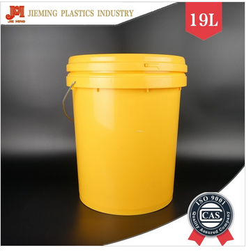 19L plastic barrel pp material wall painting buckets