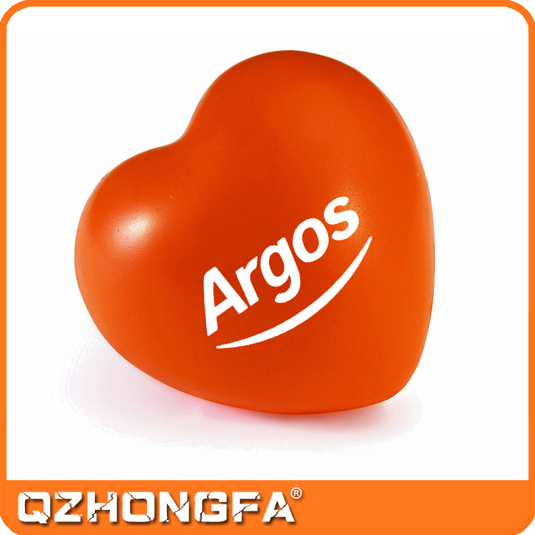 man shaped stress ball, heart shape argos stress ball
