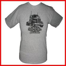 Custom design cotton sports t-shirt