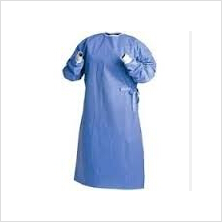 Good quality hospital disposable surgical gown by CE and ISO