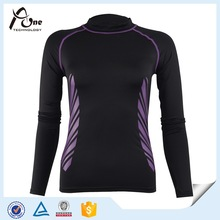 Sports Arm Sleeves Spandex Polyester Latest Long Sleeve Tops