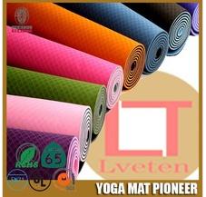 OEM tpe yoga mat manufacturer