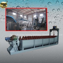 2014 Jinshibao High Quality Iron Sand Spiral Classifier