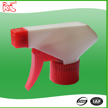small cleaning products sprayer for bottles
