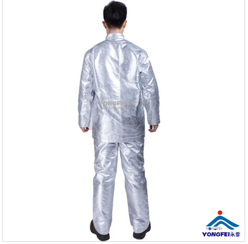 Protective Flame Retardant Aluminum Foil Workwear