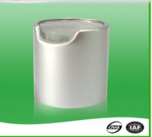 28/410 Aluminum Custom Cheap Cap Lid Cover Flip top cap;