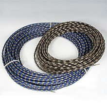 good quality cutting tools big bead diamond wire saw for granite quarries