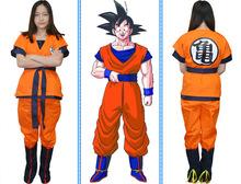 Dragonball cosplay costumes China supplier