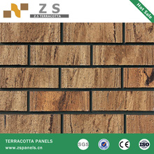rustic restore reducing split brick tile natural paving pavers terracotta exterior wall tiles