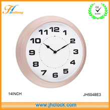 Stylish Color Painting Frame Wall Clock new arriavel wall clock