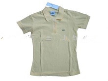 Boy fashion short sleeve polo shirt